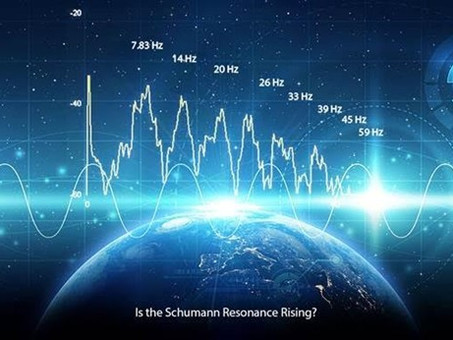 The Schumann Resonance & Earth's Heavenly Vibrations