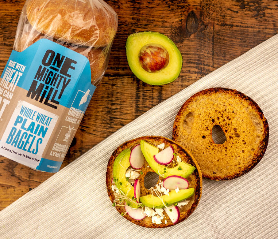 One Mighty Mill Bagels