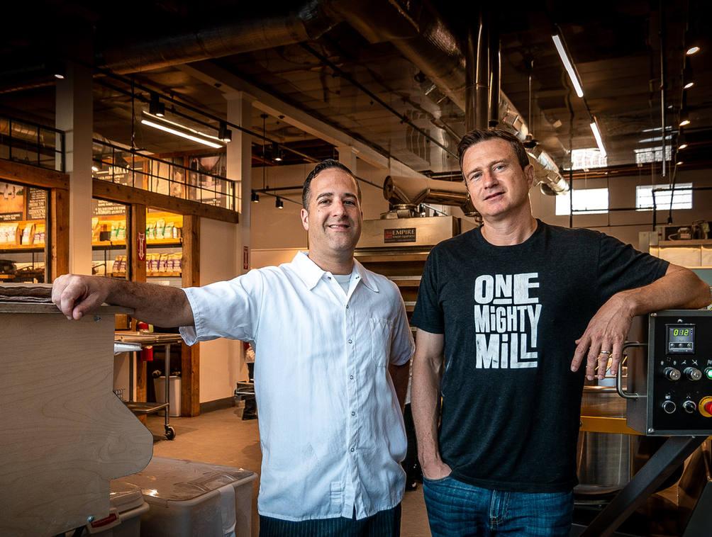 Tony and Jon of One Mighty Mill