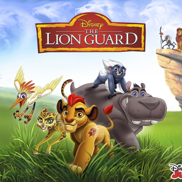 The Lion Guard - on Disney Jr.