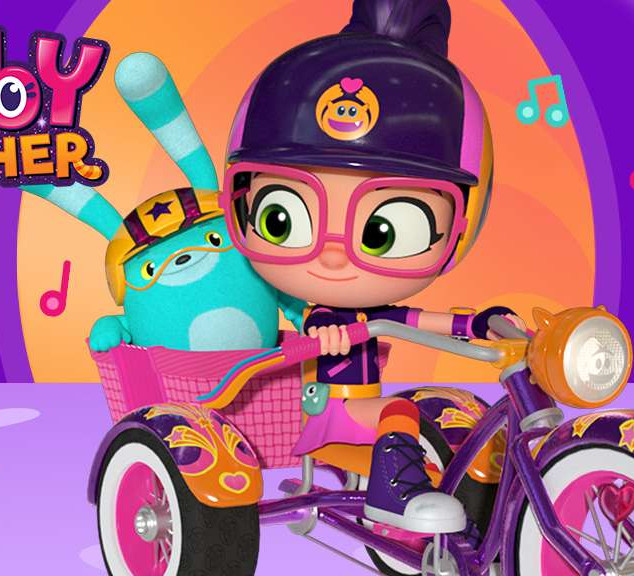 Abby Hatcher -- on Nick Jr.