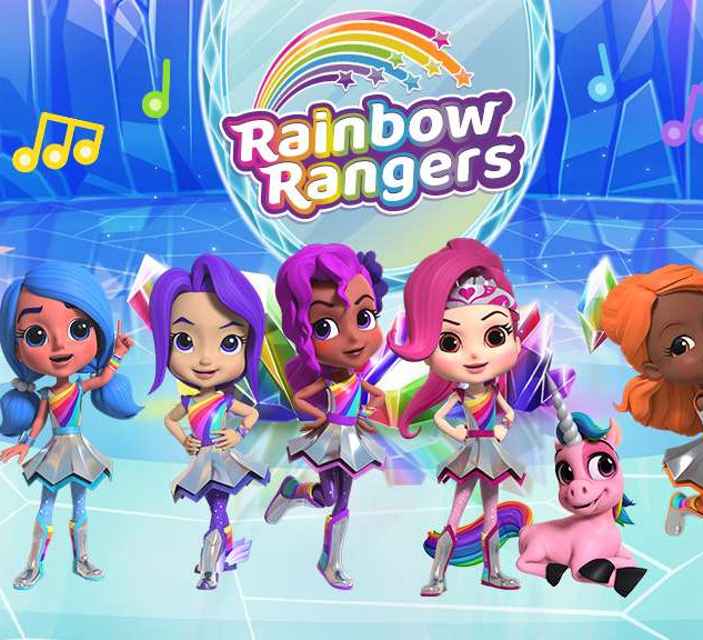 Rainbow Rangers -- on Nick Jr.