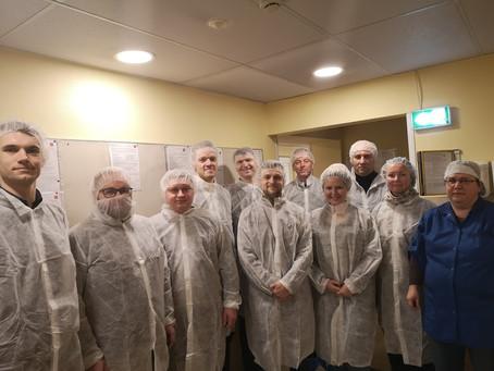 """Pārtikas uzņēmuma """"Aloja Starkelsen"""" digitalizācijas līmenis – apmierinošs"""