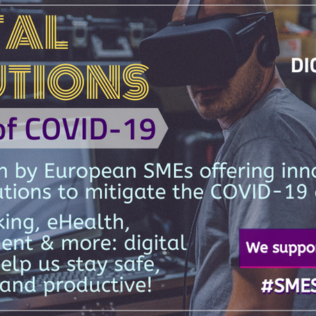 DIGITAL SOLUTIONS in times of COVID-19