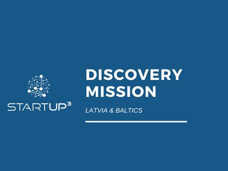 Discovery Mission: Latvia & Baltics