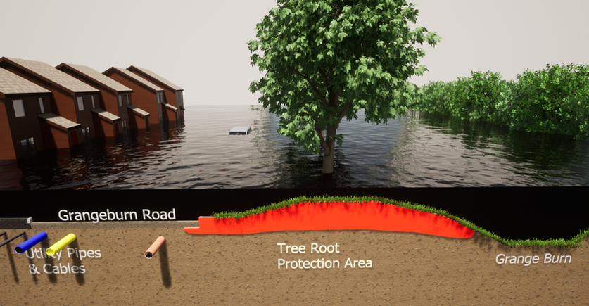 Existing Situation with Flooding
