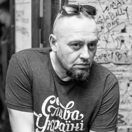 Руслан Горовий: «Ми прийшли у цей світ, аби штовхати його уперед»