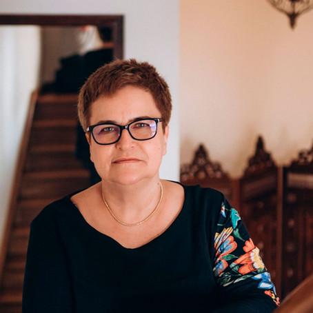 Марина Гримич: «Я написала роман про майбутнє України»