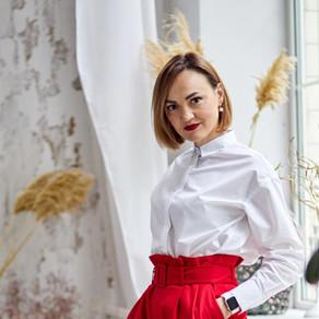 """Ганна Давиденко: """"Молодь має не  втрачати віру, а йти в політику"""""""