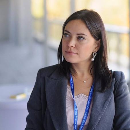 """""""Україна – вікно можливостей"""" – Ольга Афанасьєва, UVCA"""
