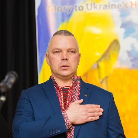 Герой України Забродський: «Заяви української влади стають загрозою для європейської коаліції»