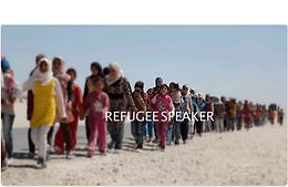 Refugee Speaker