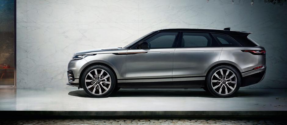 Range Rover Velar: Diseño en su máxima expresión.
