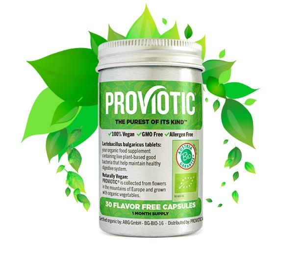 ProViotic - The vegan probiotic