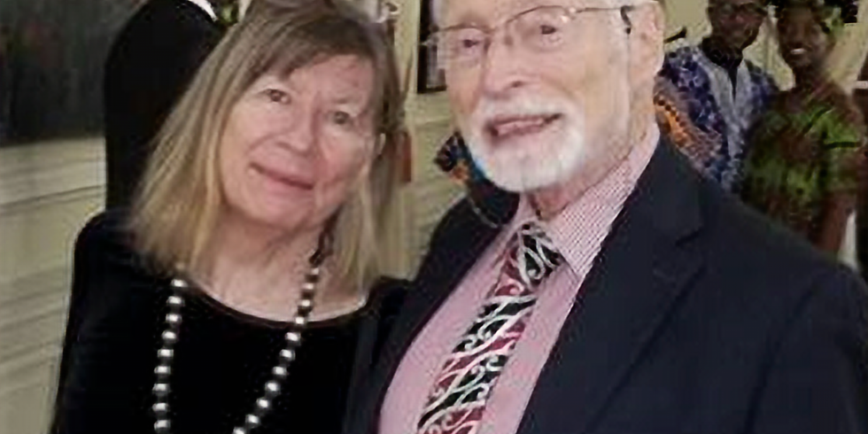 Join us for a live Town Hall with Edgar Cahn and Christine Gray