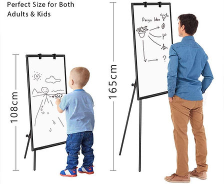 Flipchart Easel Whiteboard
