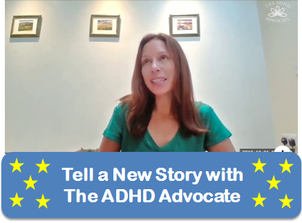 Tell a New Story with The ADHD Advocate - The Importance of Planning
