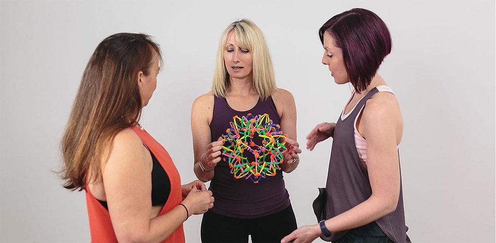 holistic core restore breathing demonstration