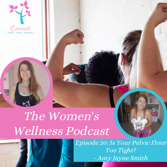 Ep 20: Is Your Pelvic Floor Too Tight?