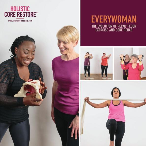 12 Week Pelvic Floor & Core Strengthening Course for Women  (most popular)