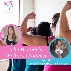 Ep 27: Avoid Overeating at Christmas