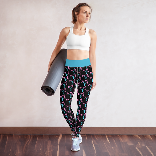 Multi Connect Yoga Leggings Full