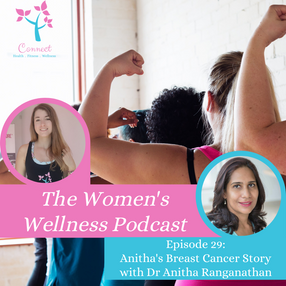 Ep 29: Anitha's Breast Cancer Story