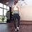 Thumbnail: Multi Connect Yoga Leggings Full