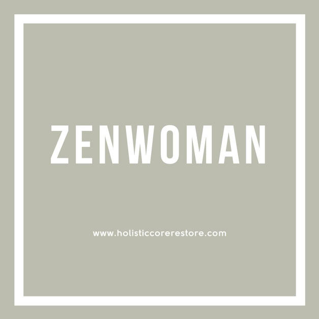 Click Here for The ZenWoman Back End
