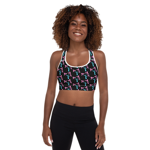 Multi Connect Padded Sports Bra