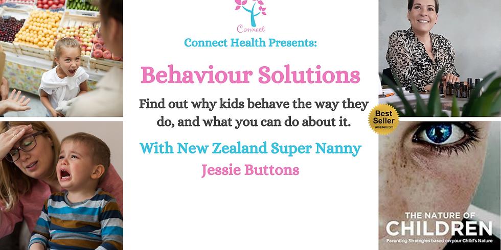 NZ Super Nanny - Behaviour Solutions