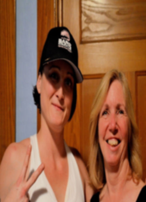 "Sheena_Starr_and_Colleen_""Hunny""_McAulif"