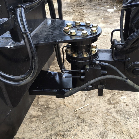 Removed, Rebuild, and Install Basket Rotator On Grove AMZ 86XT