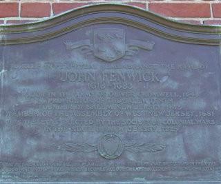 1925 - John Fenwick