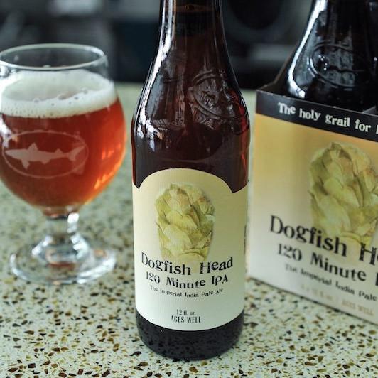 Beer School! Dogfish Head 120 Night!