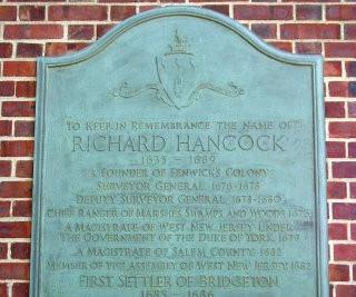 1936 - Richard Hancock and Founding of Bridgeton