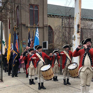 The Fifes and Drums of the Old Barracks