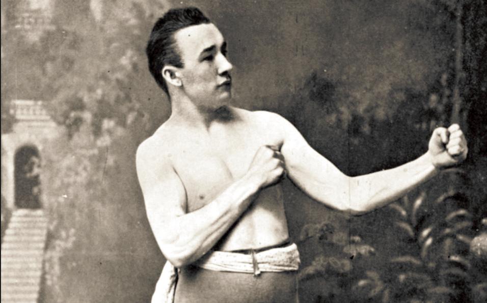 Jack McAuliffe Champion