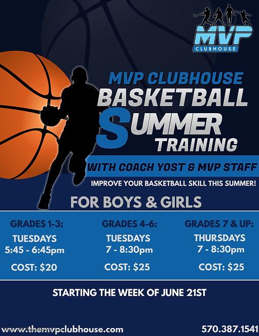 MVP Weekly Summer Basketball Training.jp