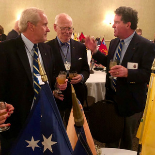 New Jersey Society Members at Opening Reception held at the University Club of Nashville