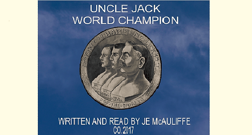 Uncle Jack World Champion 9 Audio CD Set