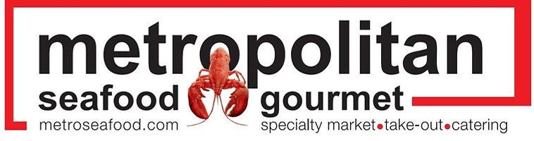 Metro Seafood Logo