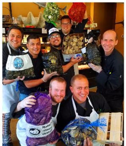 National Oyster Day August 5th