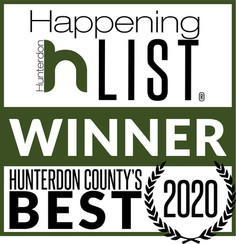 Carnegie Agency Wins Hunterdon Happening's Web Designer 2020