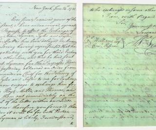 2002 - William Franklin Letter
