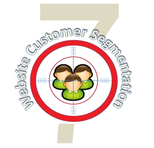 7 website customer segmets