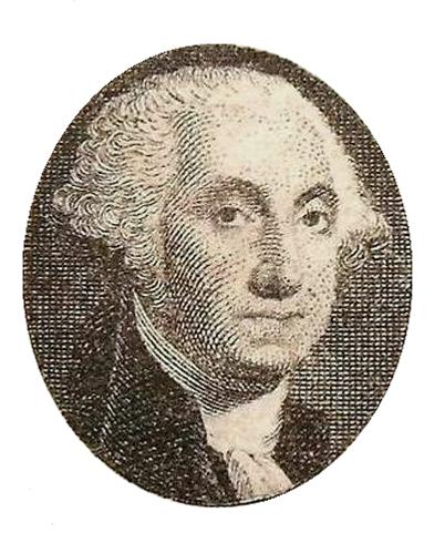 George Washington 1847