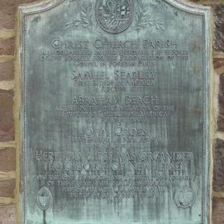 1935 - Christ Church Parish