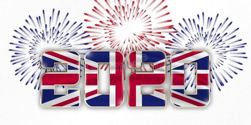 English New Year 2020