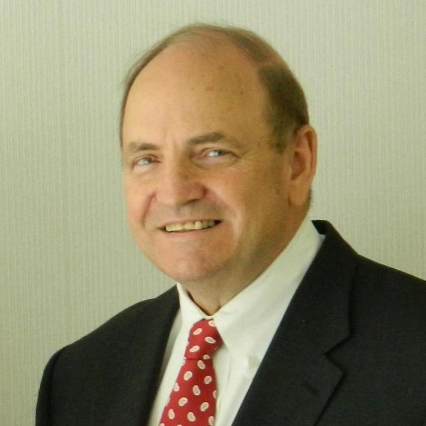 John Wilson District Governor 2018-2019